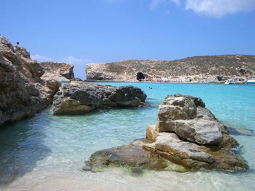 Мальта пляжи и отели 99