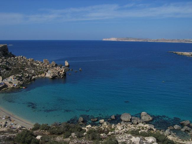 Мальта пляжи и отели