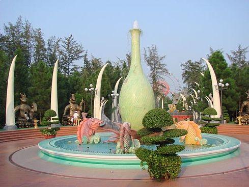Парк развлечений Suoi Tien - фото venividi.ru
