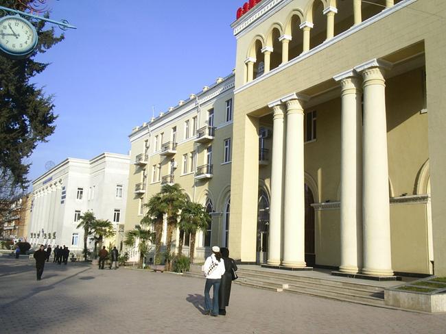 Гянджа - Центр города - фото ru.wikipedia.org
