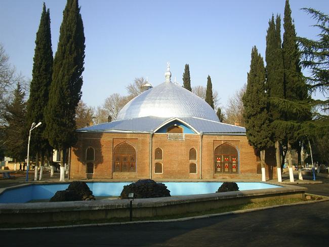 Гянджа - Мечеть Шаха Аббаса - фото ru.wikipedia.org