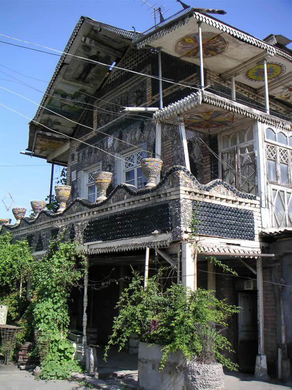 Гянджа - дома - фото ru.wikipedia.org