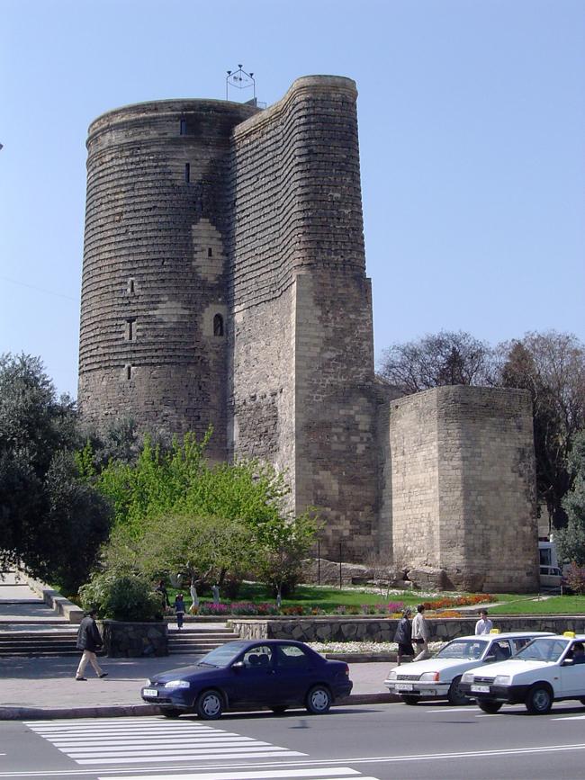 Баку - Девичья Башня - фото