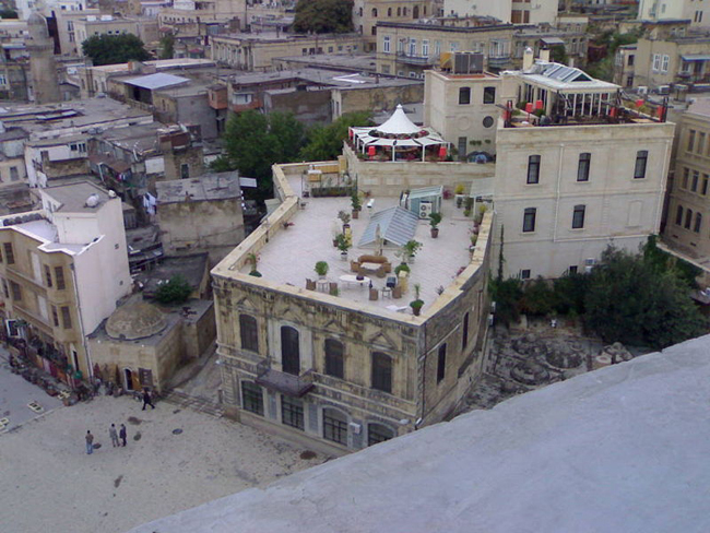 Баку - старый город - фото