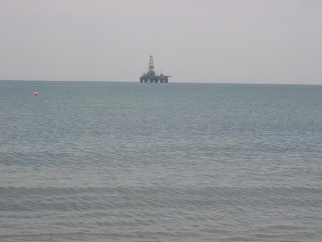Море в Баку - фото