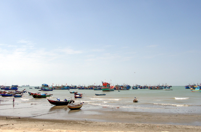 Вунгтау - пляжи - фото