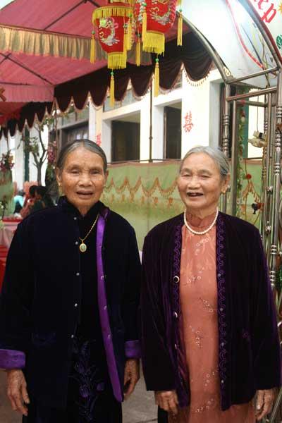 Современные вьетнамки - фото tammy-nguyen.com