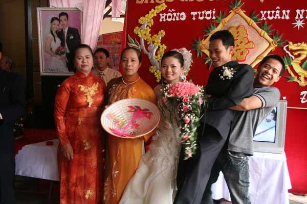Свадьба во Вьетнаме - фото tammy-nguyen.com
