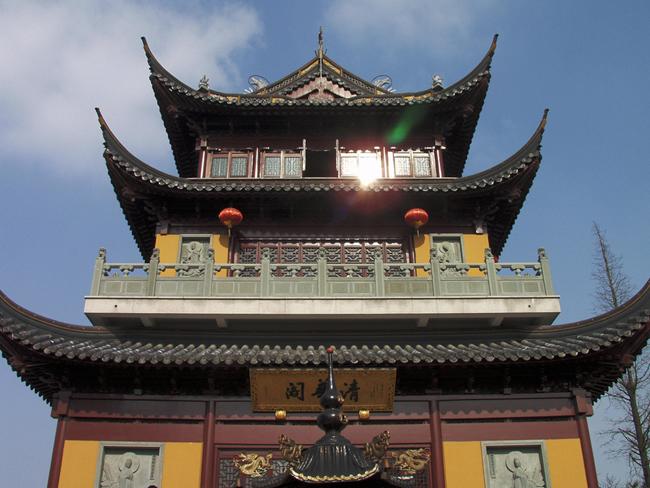 Шанхай -достопримечательности - фото