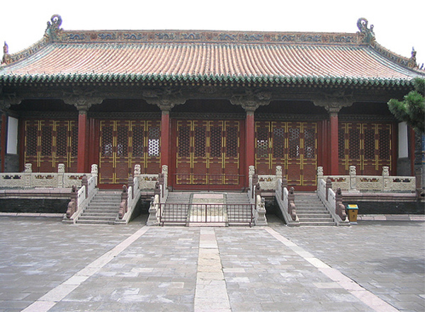 Шеньян - Императорский дворец (Гугун)
