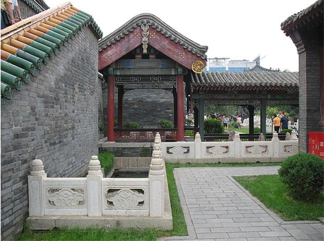 Китай - Шеньян - Императорский дворец (Гугун)