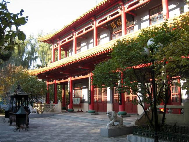 Китай - Харбин - достопримечательности города - фото