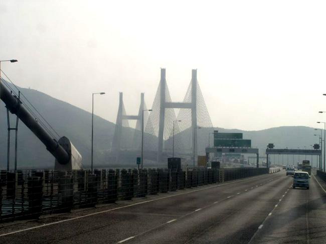 Гонконг - дороги - фото