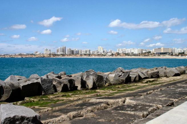 Портимау - фото города
