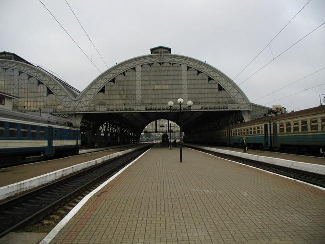 вокзал фото львов