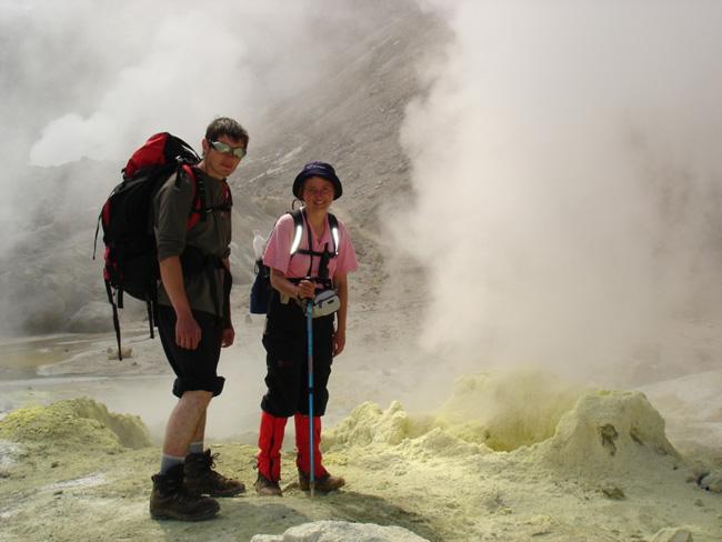 Камчатка - горы - перевалы - фото