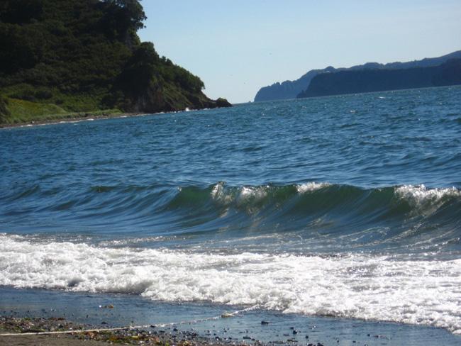 Камчатка - море - побережье - фото