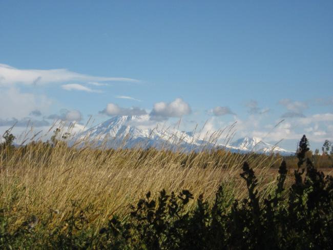 Камчатка - горы фото