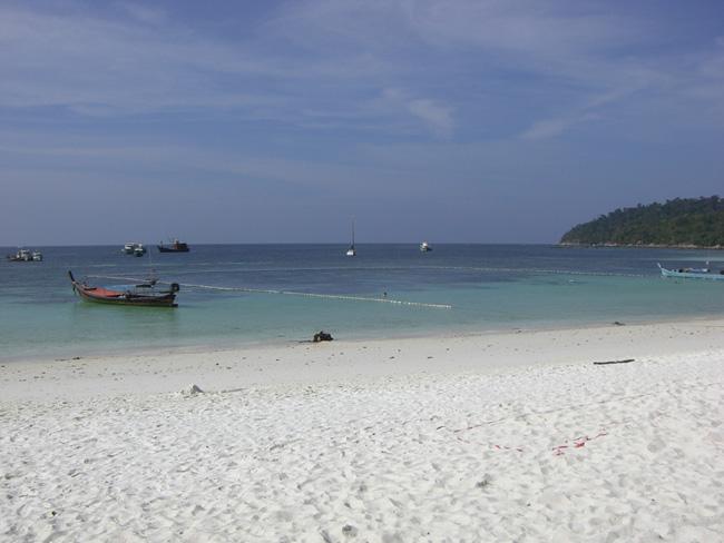Паттайя - Таиланд - пляж - фото