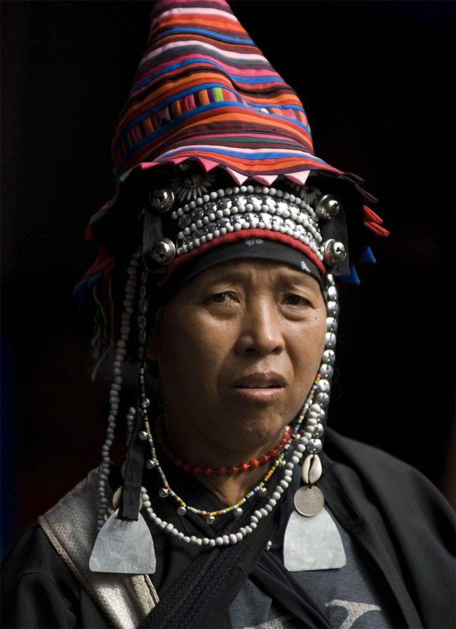 Женская национальная одежда Таиланда