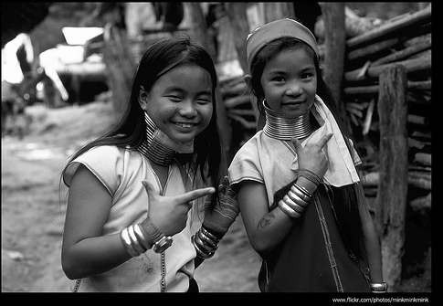 Таиаланд - эталон женской красоты