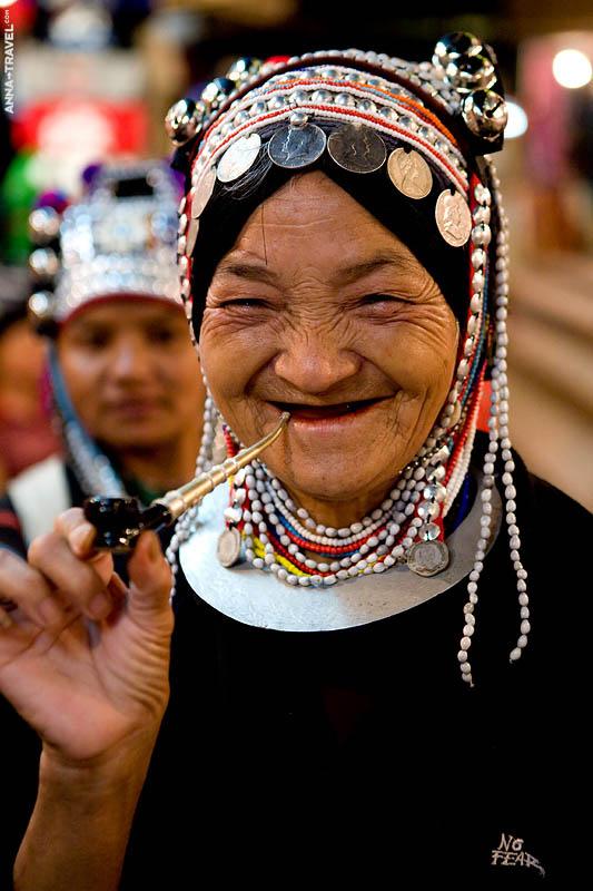 Женская национальная одежда - Таиланд
