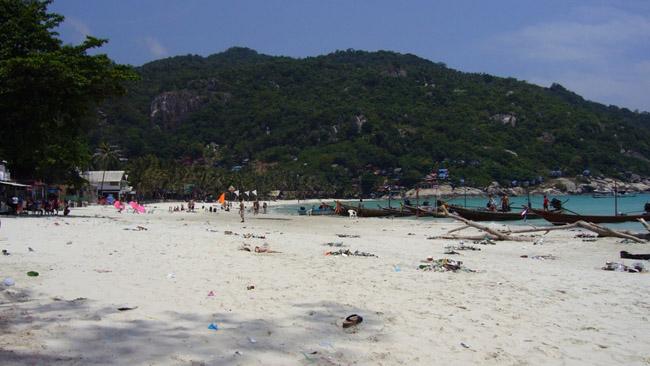 Таиланд - Самуи - пляжи - фото