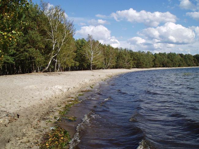 Шацкие озера на Волыни - фото