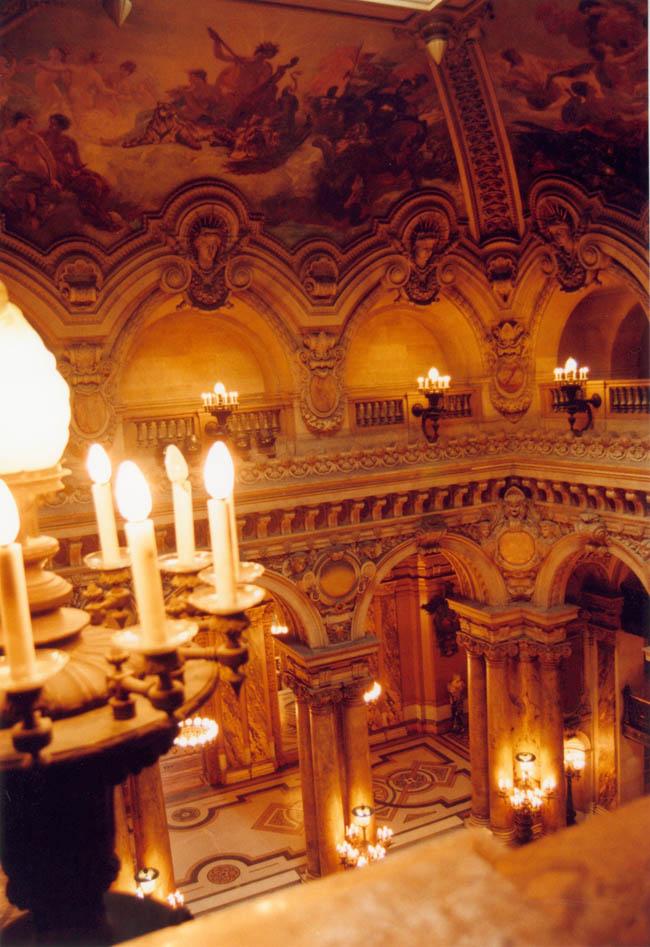 Гранд Опера - Париж - фото