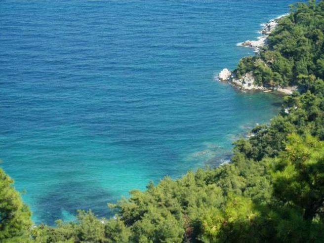 Тасос - остров Греции, фотографии