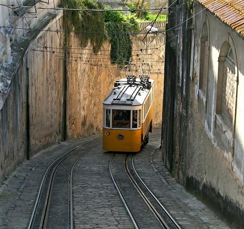 Лиссабон - фото города