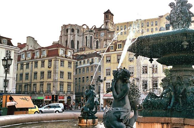 Лиссабон - достопримечательности