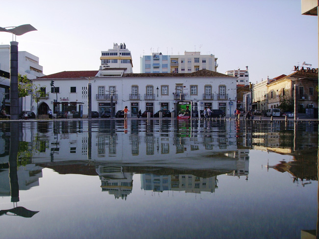 Портимау - фото города и окрестностей