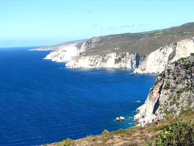 Закинзос - остров Греции, фотографии