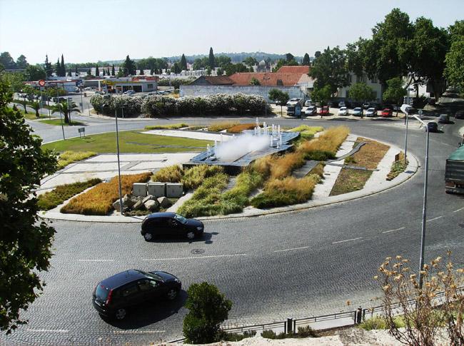 Эвора - город - улицы - окрестности - фото outdoors.webshots.com