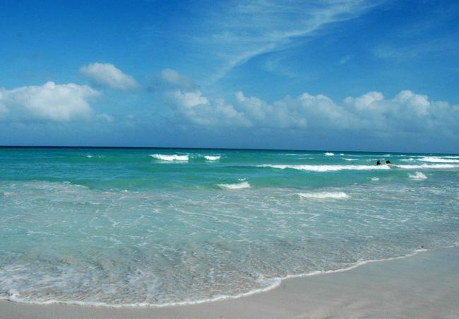Пляж Варадеро - Куба - фото