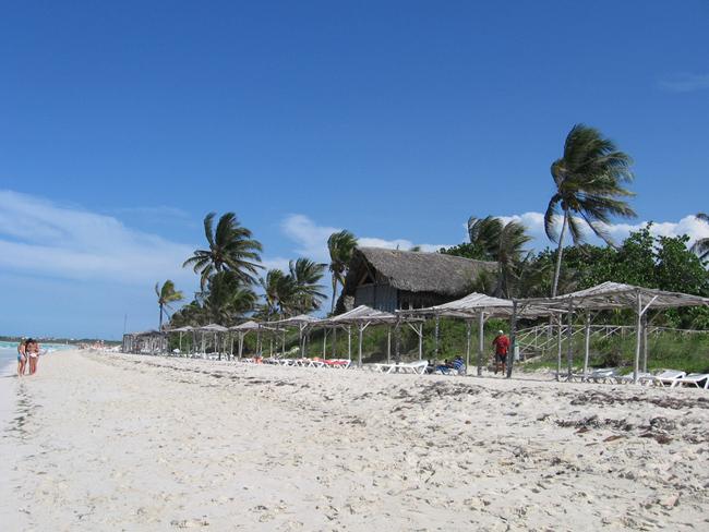 Куба - остров Кайо Коко - пляж