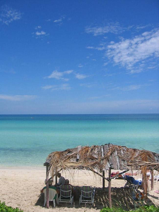 Куба - Кайо Коко - пляж - фото