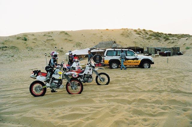 Сафари на джипах в ОАЭ - фото emirat.ru