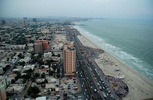 Аджман - курорт - ОАЭ - фото flickr.com
