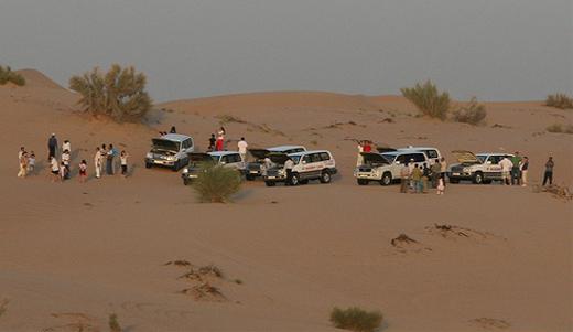 Сафари в ОАЭ - фото flickr.com