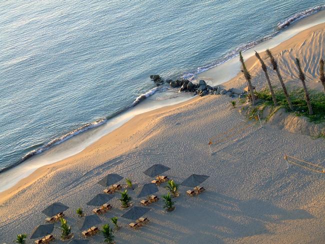 Пляжи в ОАЭ - фото
