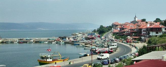 Албена фотографии курорта Болгарии