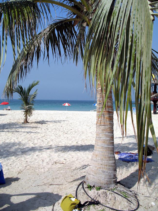 Пляжи в ОАЭ - фото flickr.com