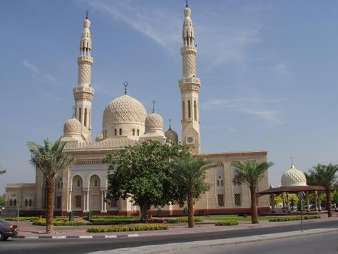 mosque jumeirah - мечеть Джумейра