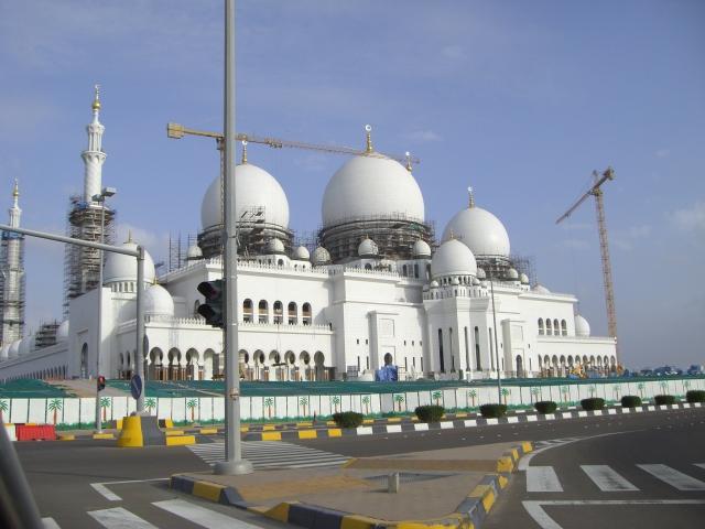 Дворец шейха Заеда