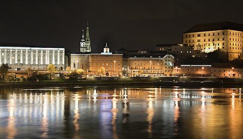 Линц - фото города - flickr.com