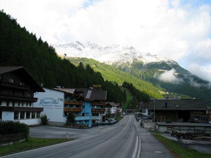 Зельден - Solden - Австрия - фото austria-trips.com
