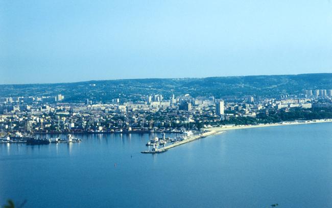 Варна, город в Болгарии, фотографии