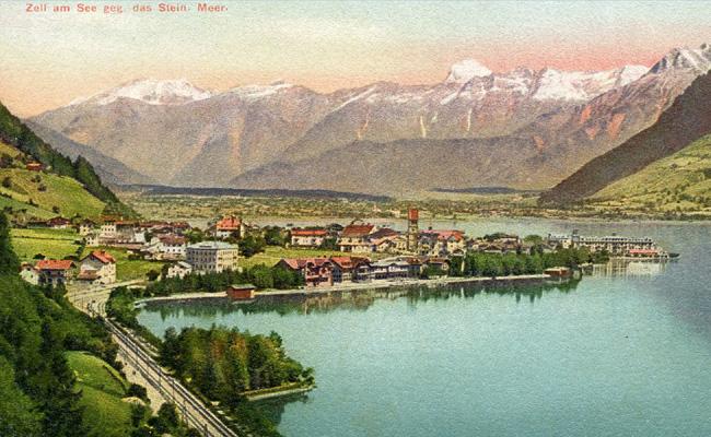 Город курорт был основан монахами в
